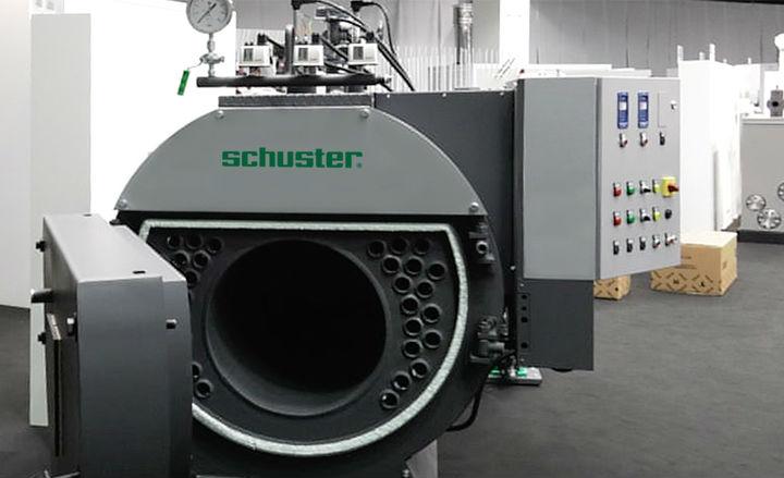 Shuster Boiler